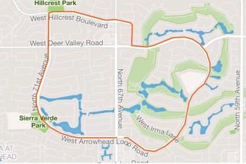 Arrowhead Loop